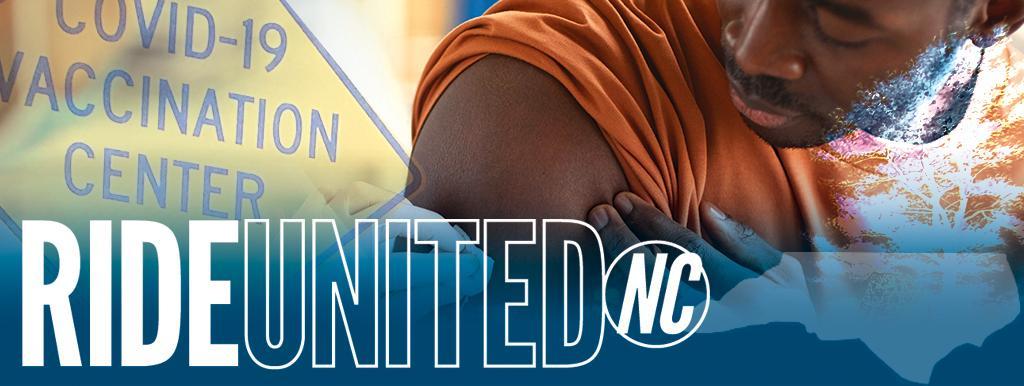 Ride United NC Logo