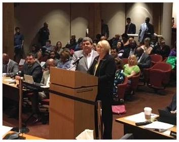 2017 Resolution for Suicide Prevention Day in Dallas County.