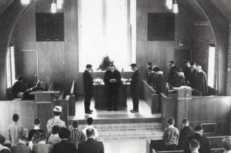 sscc sanctuary 1964