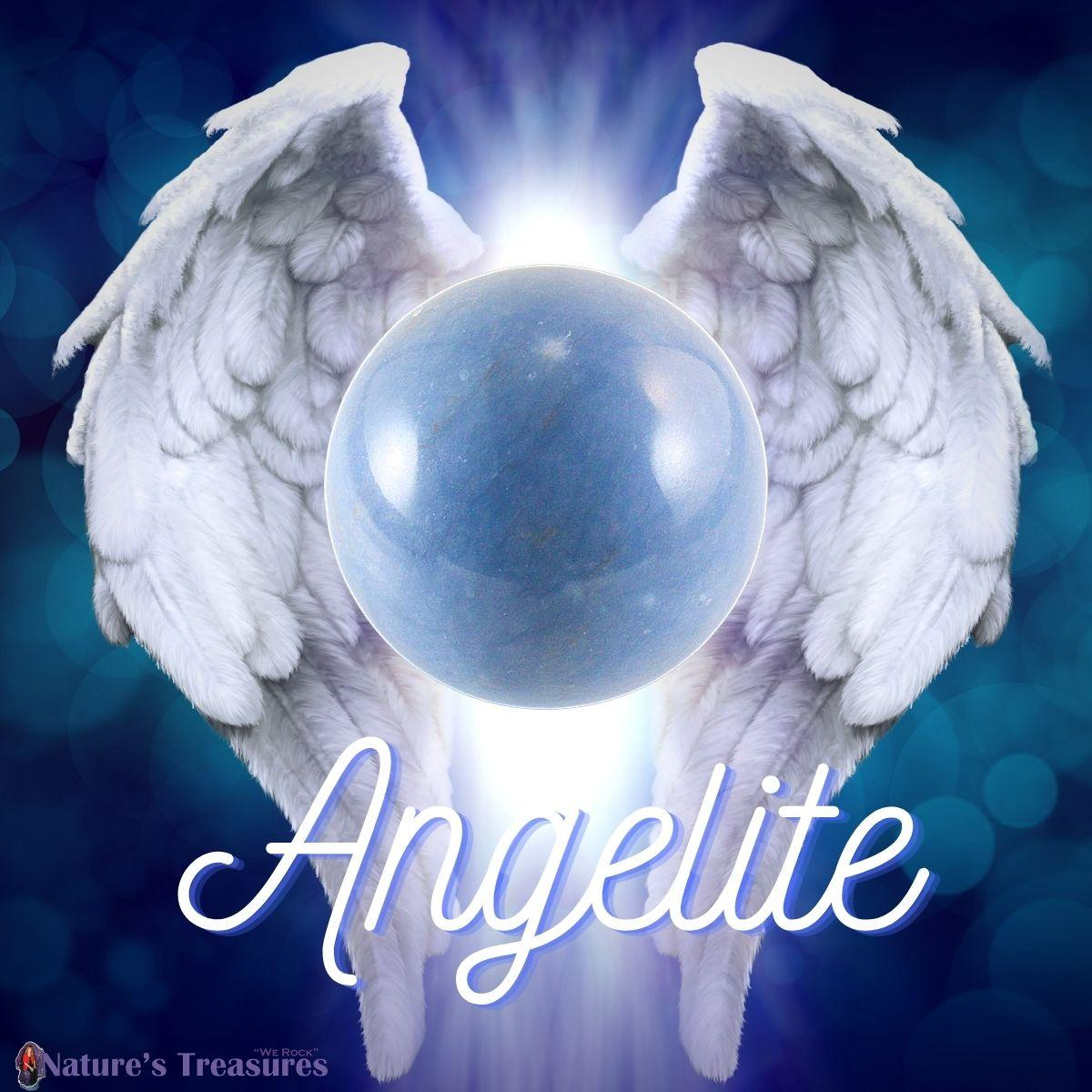 Angelite : Stone of Awareness Blog
