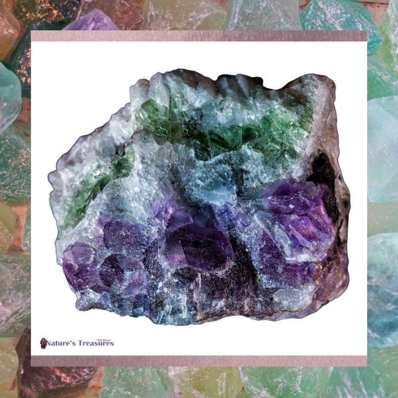 Fluorite Stone of Genius