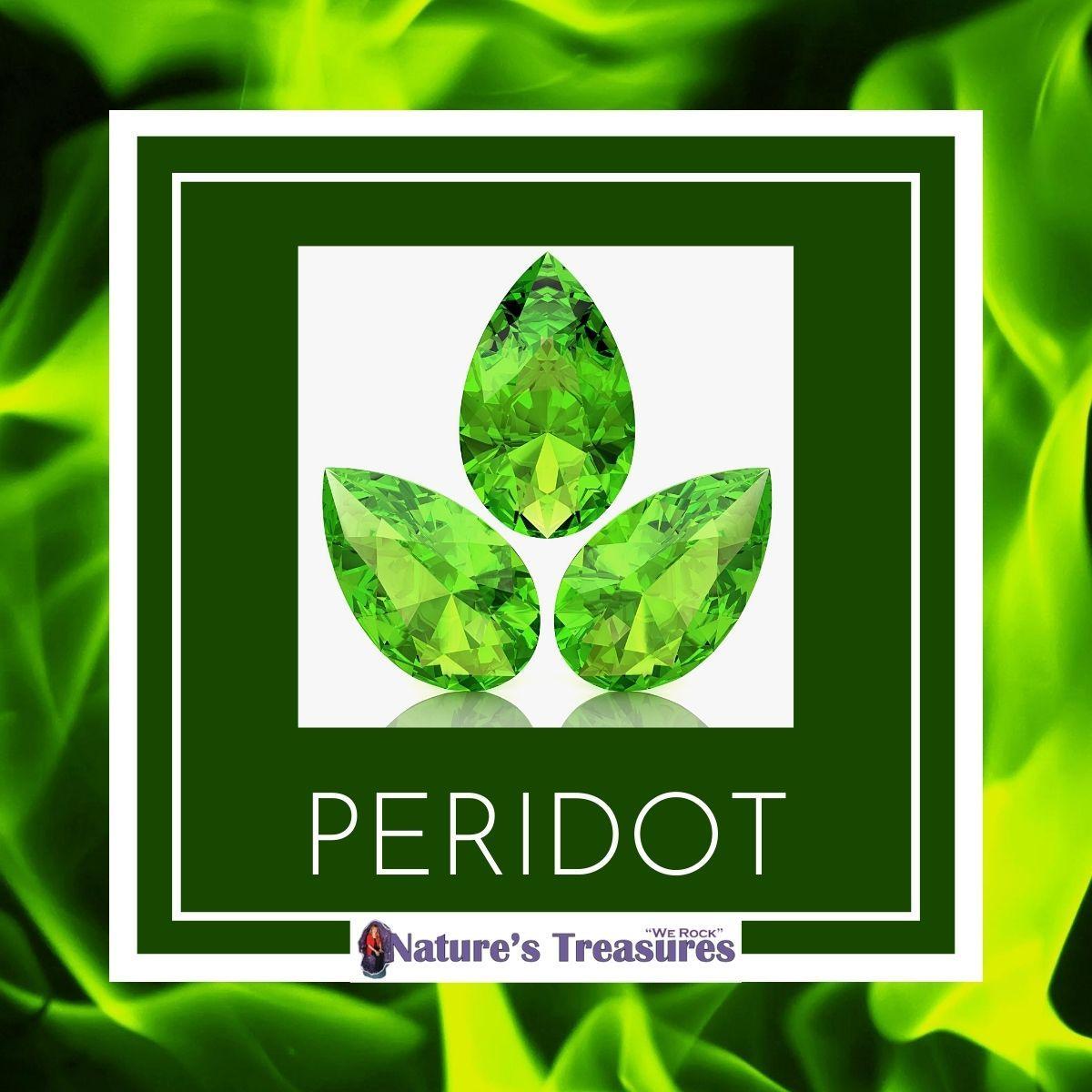 September Birthstone Peridot