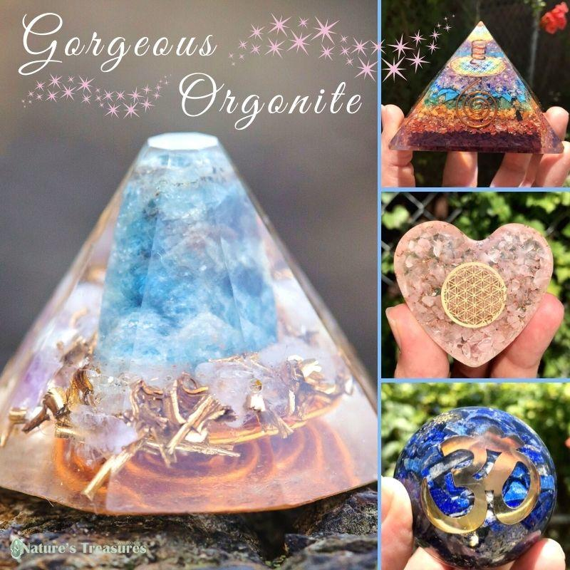 Introduction To Gorgeous Orgonite Article