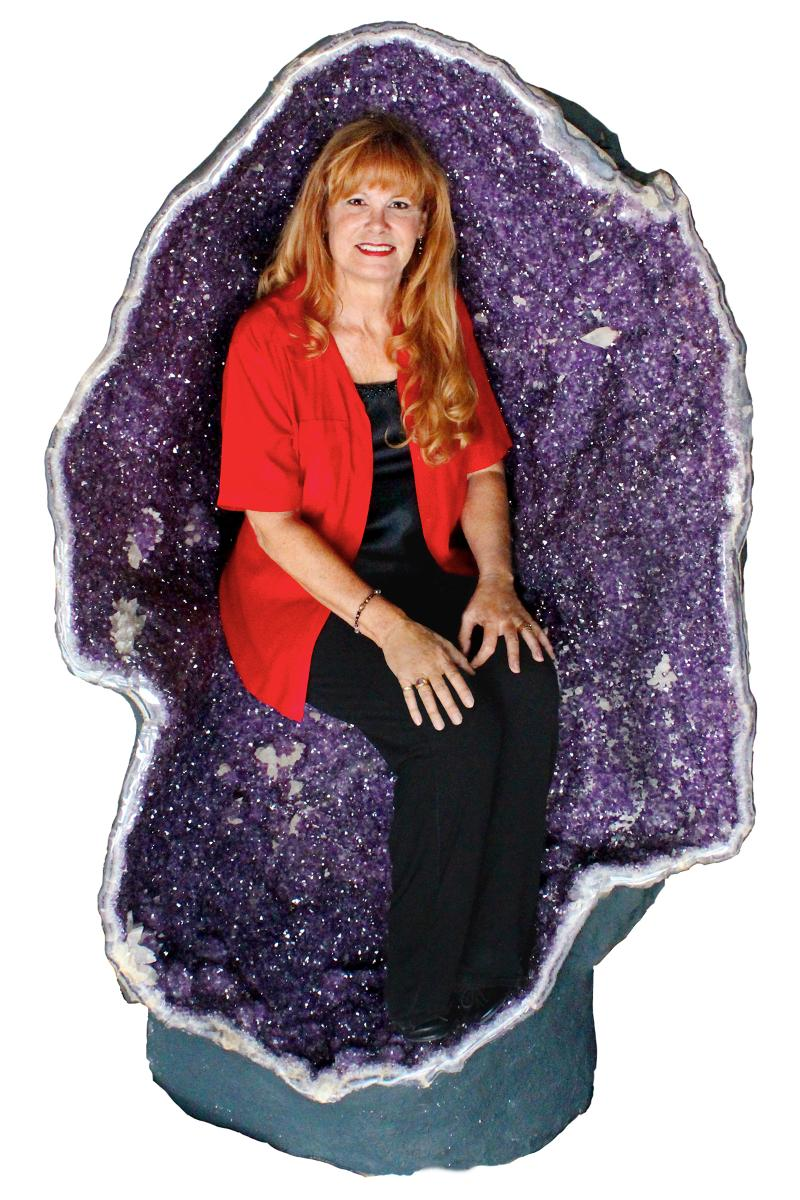 Karen in Amethyst