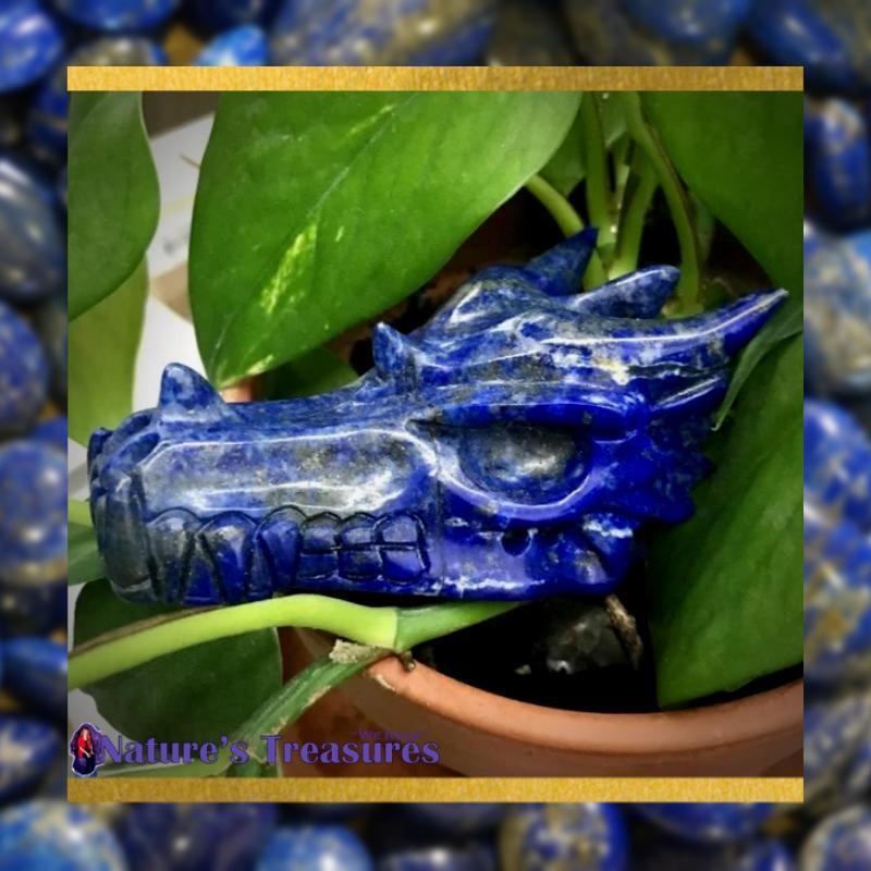 Nature's Treasures Lapis Lazuli Blog