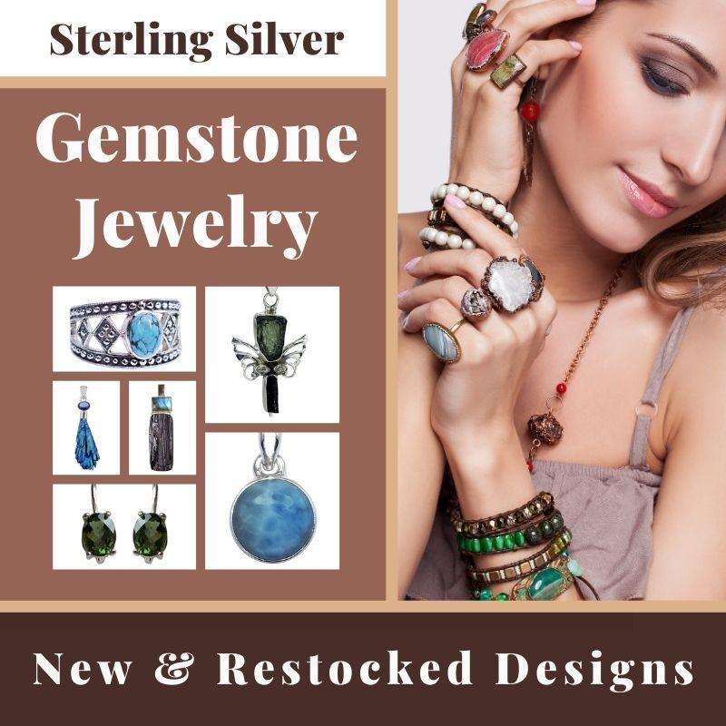 New & Restocked Jewelry Designs