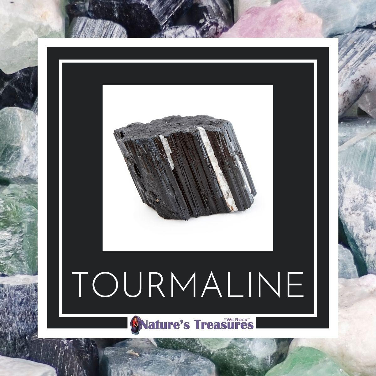 October Birthstone Tourmaline