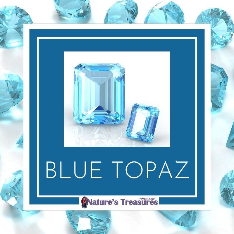 December Birthstone Blue Topaz Blog Article