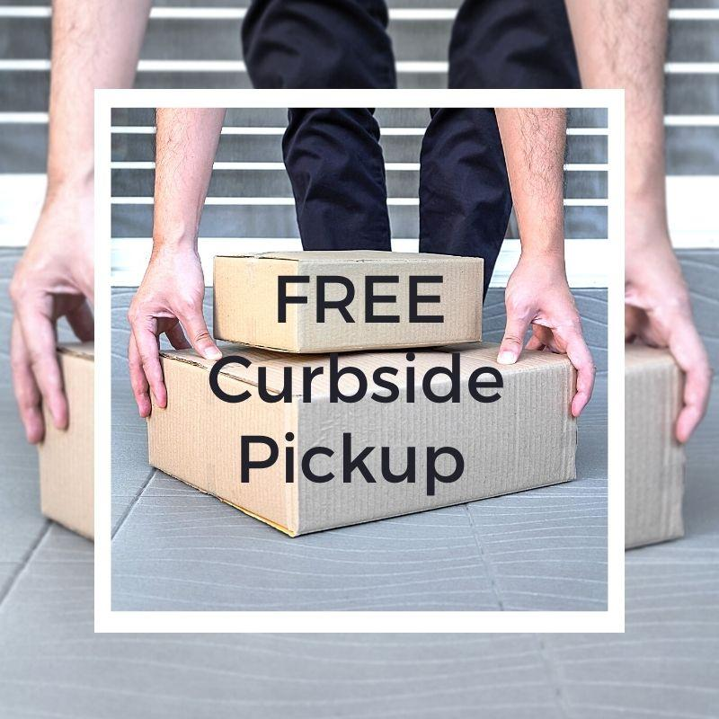 Free Local Curbside Pickup
