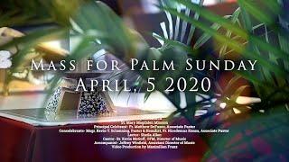 St. Margaret Parish - Palm Sunday 2020