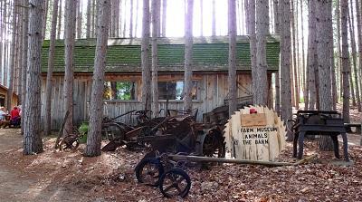 Flywheelers Museum