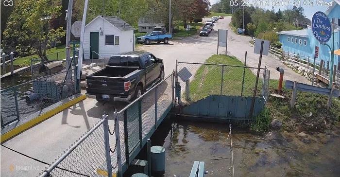 Ferry webcam