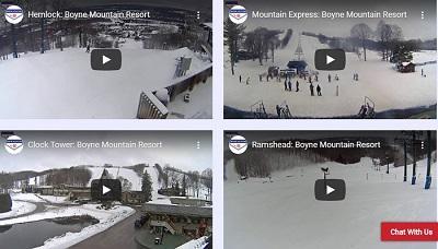 Boyne webcams