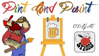 Pint and Paint