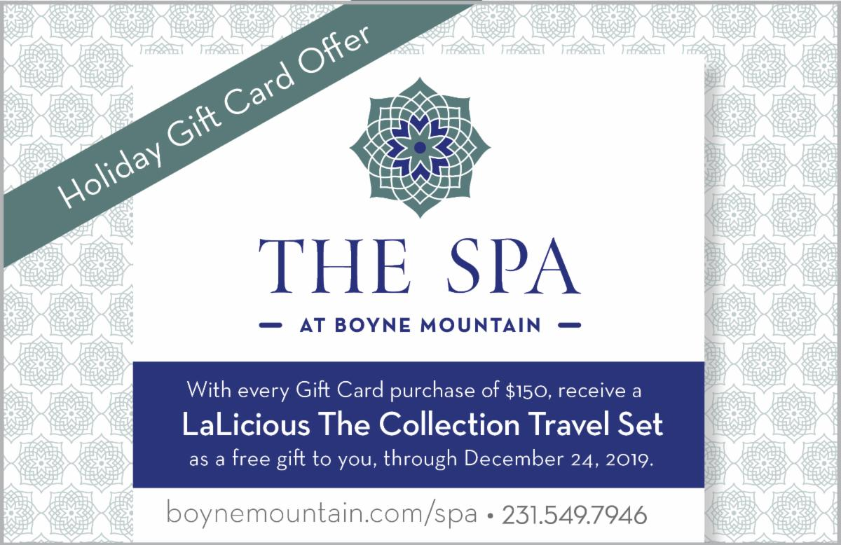 Boyne Mountain Spa