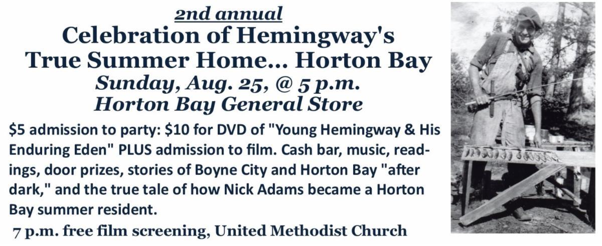 Young Hemingway