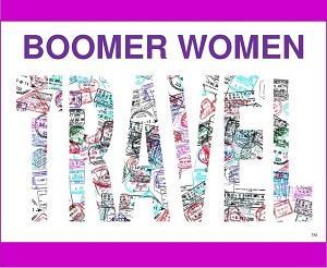 Boomer Women Travel