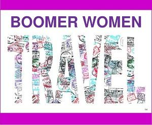 Boomer Women Travel