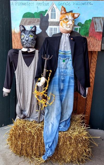 BAC scarecrow