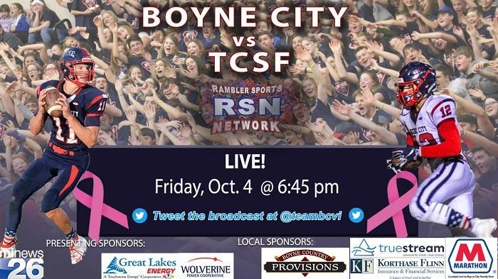 RSN broadcast