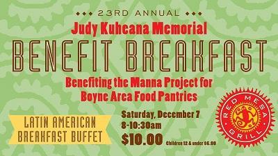 Judy K benefit