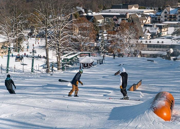 Boyne skiing