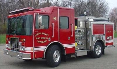Boyne Valley Fire
