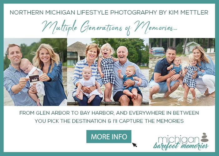 Michigan Barefoot Memories