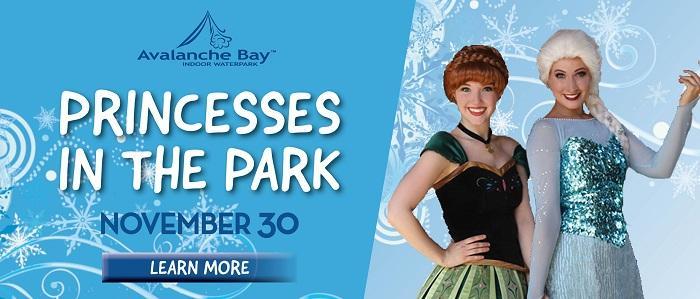 Avalanche Bay princesses