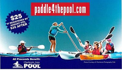 Paddle 4thepool
