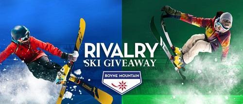Ski Rivalry