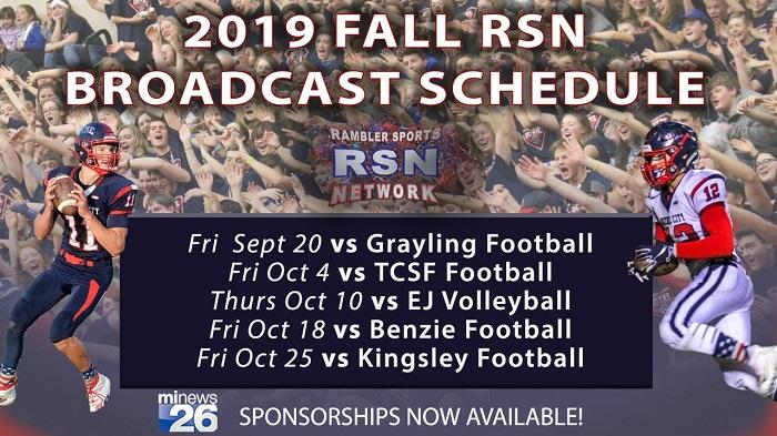 RSN schedule