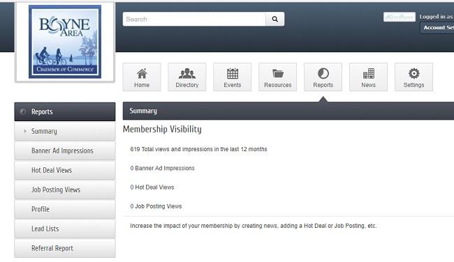Member Info Center