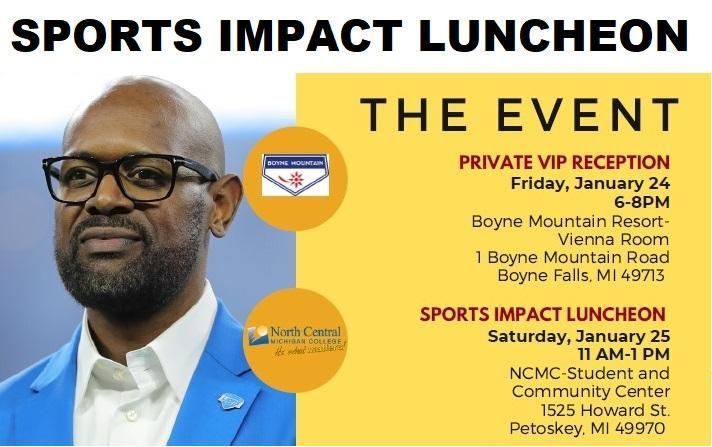 Sports luncheon