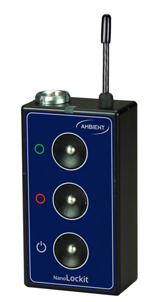 Ambient NanoLockit - Bringing Wireless Timecode Sync to the