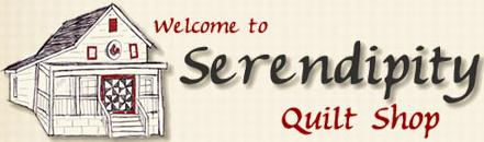 Serendipity Quilt Shop Logo