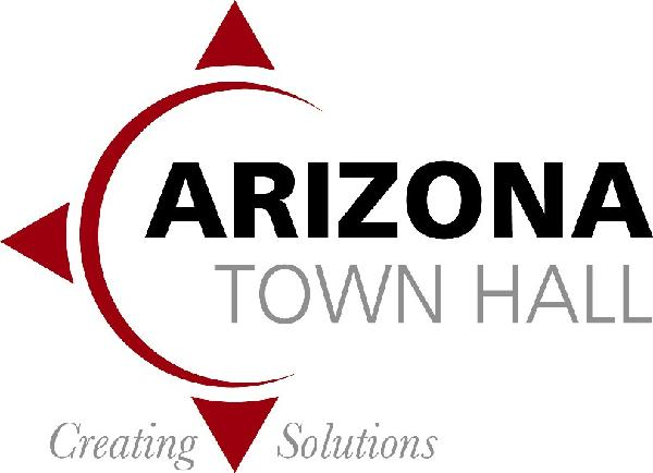 Arizona Town Hall Logo