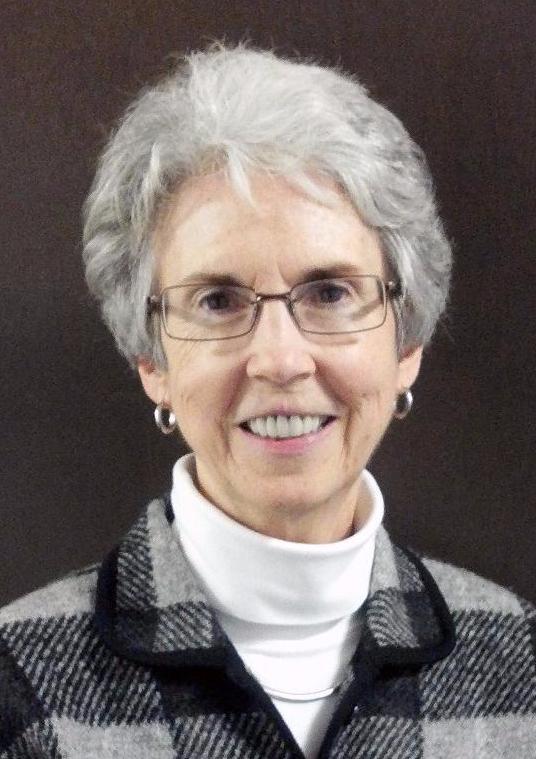 Sister Janet Doyle headshot