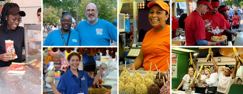 Employment at the Minnesota State Fair