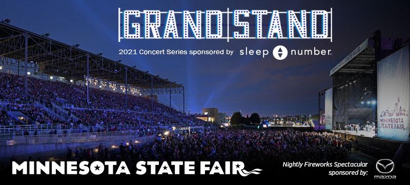 2021 Grandstand Concert Series