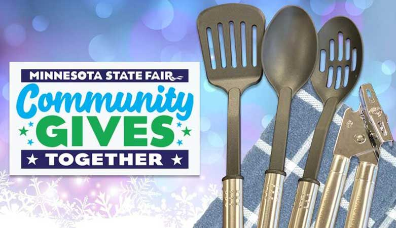 Minnesota State Fair Community Gives Together