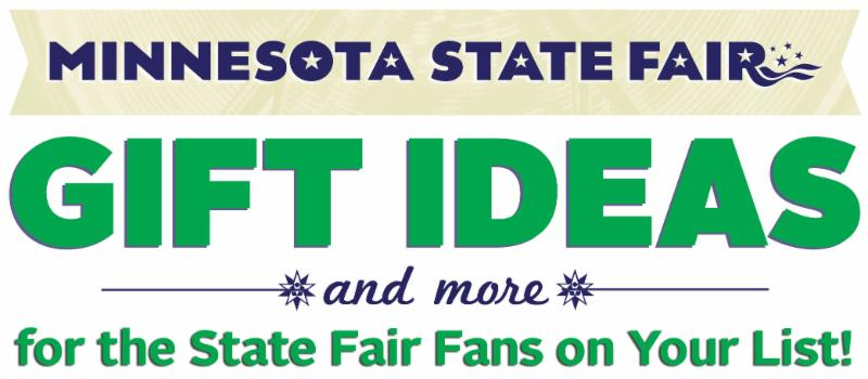 Gift Ideas _and more__ for the State Fair Fans on Your List_
