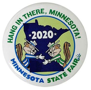 2020 State Fair Button