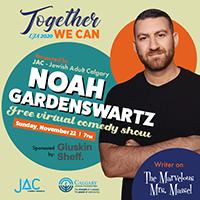 noah gardenswartz