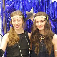 hillel purim party