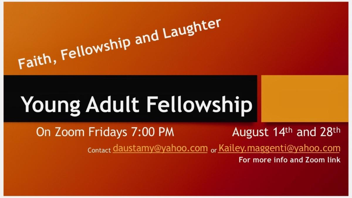 Young Adult August
