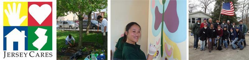 Jersey Cares Volunteer Newsletter