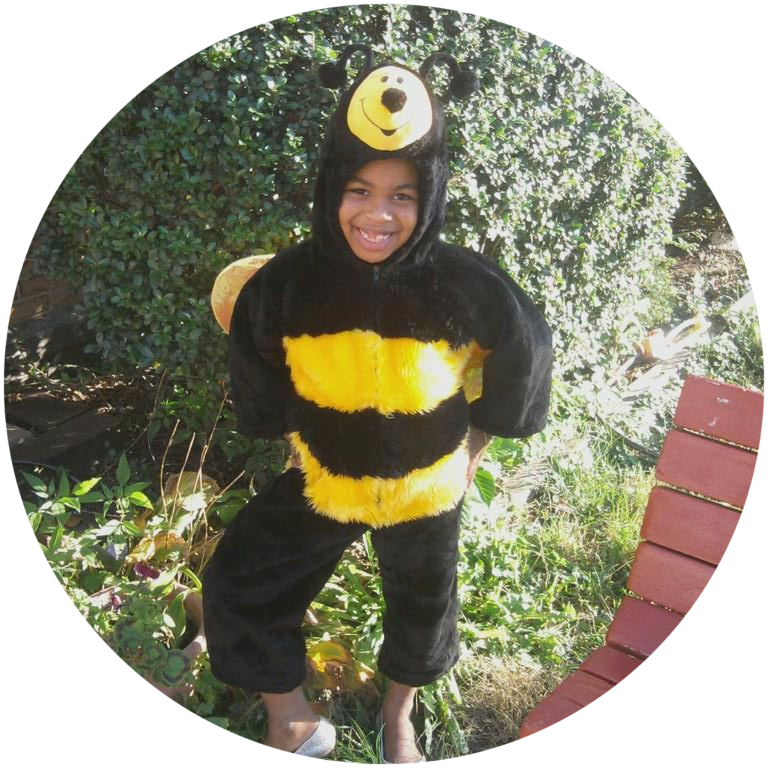 Halloween Bee Costume