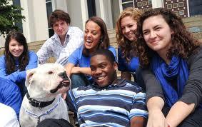 UNCA Students