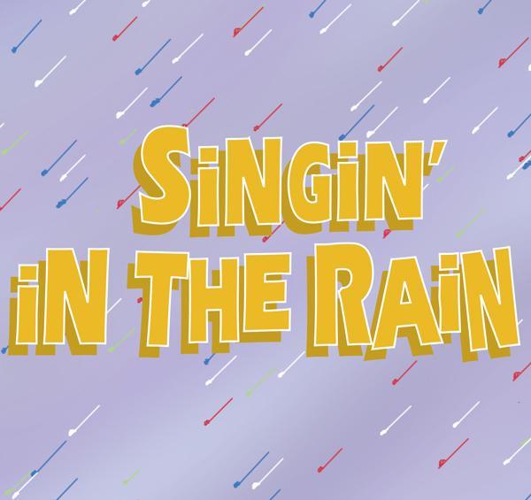 singin' in the rain logo